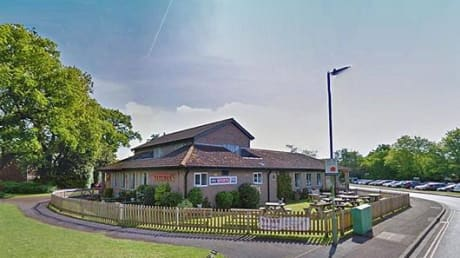 Saxon Inn Calmore Drive Calmore Southampton SO40 2SH