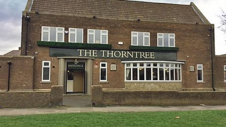 Thorntree Hotel The Greenway Thorntree Middlesbrough TS3 9ND