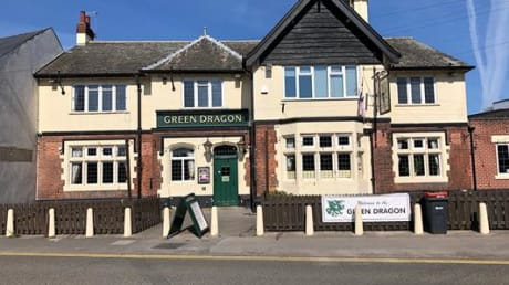 Green Dragon Watnall Road Hucknall  NG15 7JW