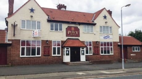 Percy Arms Brierley Road Blyth  NE24 5AU