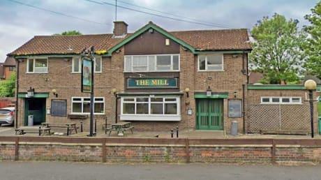 Mill Bagnall Road New Basford Nottingham NG6 0JY