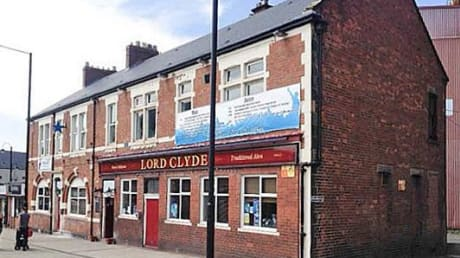 Lord Clyde 279-281 Shields Road Byker Newcastle Upon Tyne NE6 1DQ