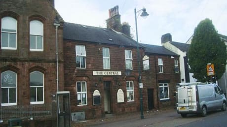 Central Hotel 70 Main Street Egremont Cumbria CA22 2DB