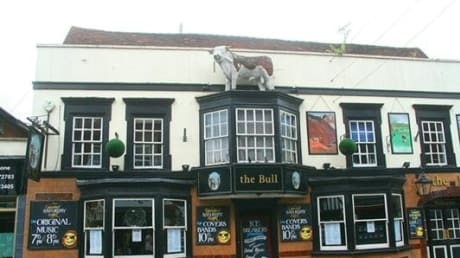 Bull Hotel 4 Crouch Street Colchester Essex CO3 3ES