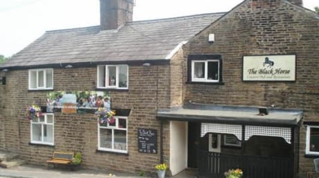Black Horse Long Lane Heath Charnock Chorley PR6 9EE