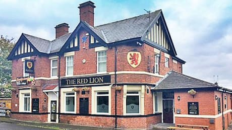 Red Lion Milbanke Close Ouston Chester Le Street DH2 1JH