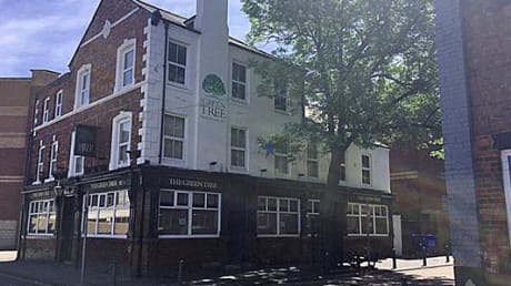 Green Tree Gilkes Street Middlesbrough  TS1 5EL