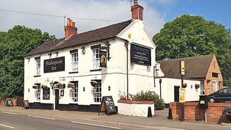 Shakespeare Inn 117 London Road Shardlow Derby DE72 2GP
