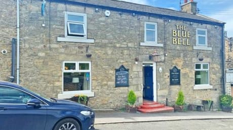 Blue Bell Inn Mount Pleasant W. Mickley Stocksfield NE43 7LP