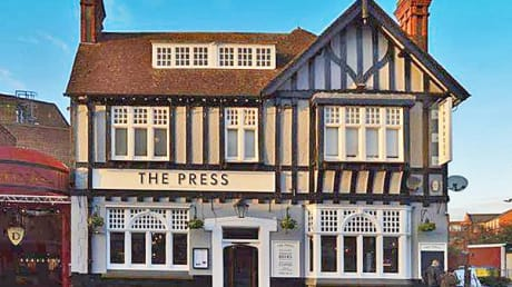 Press Northampton 7 Abington Square Northampton  NN1 4AE
