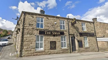 Swan 542 Bolton Road Darwen Blackburn BB3 2JR