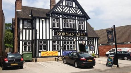 Norman Arms Village Street Derby  DE23 8DF