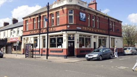 Prince of Wales 58 Waterloo Road Blyth Northumberland NE24 1DG