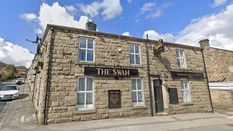 Swan 542 Bolton Road Darwen Blackburn BB3 2JR