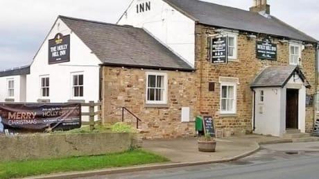 Holly Hill Inn Sleegill Richmond North Yorkshire DL10 4RJ