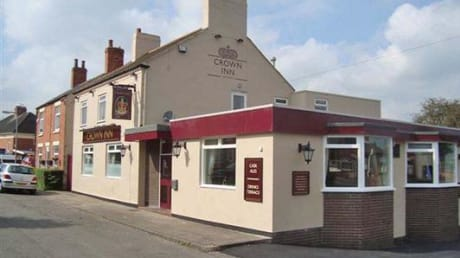Crown Inn 8 Croft Crescent Awsworth Nottingham NG16 2QY