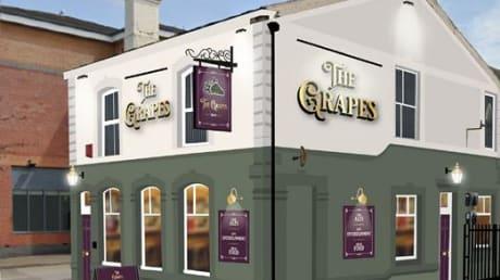 Grapes Inn 38 Widnes Road Widnes Cheshire WA8 6AP