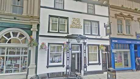 Pack Horse 28 Lowther Street Whitehaven  CA28 7DJ