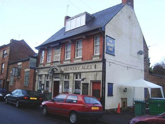 Boat Inn Pub