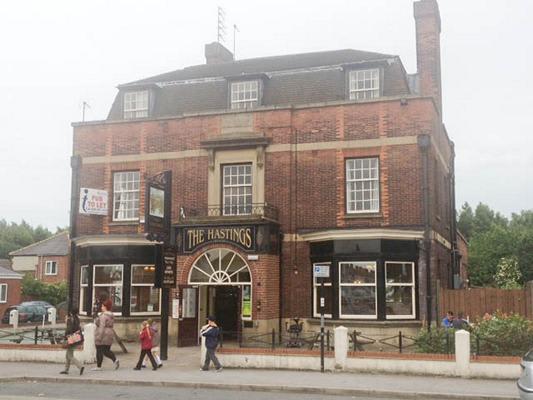 Hastings Hotel Pub