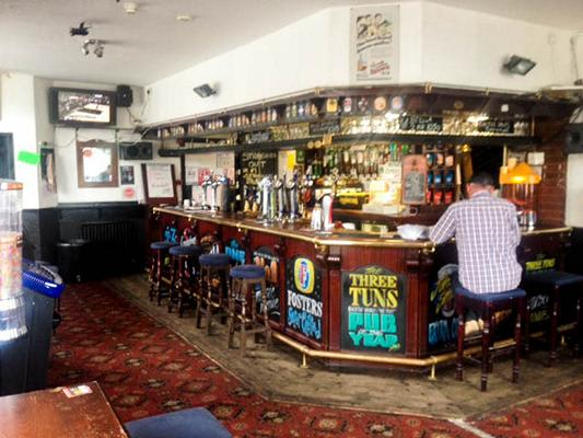Three Tuns Pub