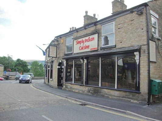 Simply Indian Pub
