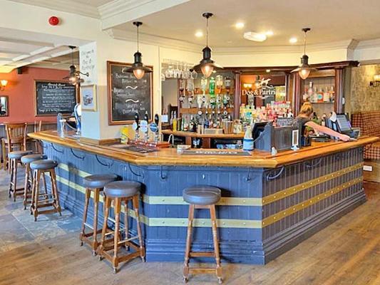 Dog & Partridge Pub