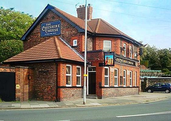 Cheshire Cheese Pub