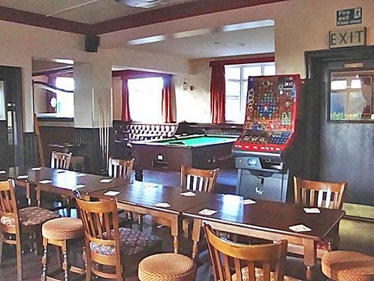 Cavalier Pub