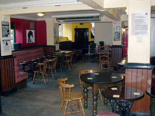 Nottingham House Pub