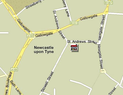 Newcastle Arms Pub