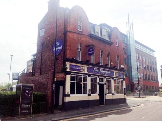 Telegraph Pub