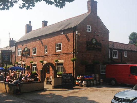 Dixies Arms Pub