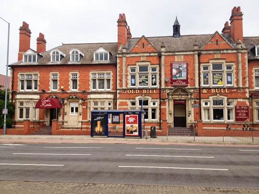 Old Bill & Bull Pub