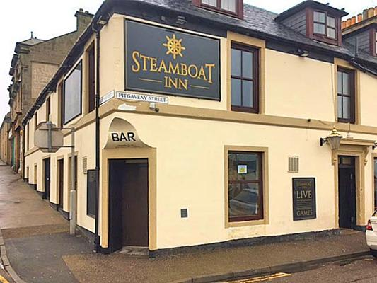 Steamboat Hotel Pub
