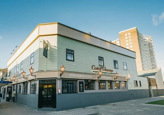 Cow & Telescope Pub