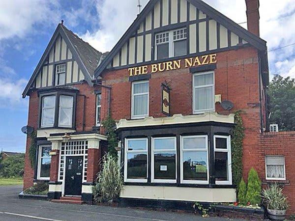 Burn Naze Pub