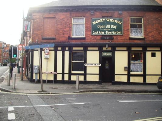 Merry Widows Pub
