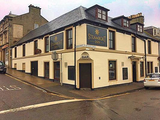 Steamboat Hotel Pub