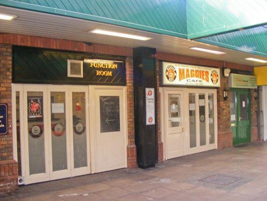 Princes Park Pub