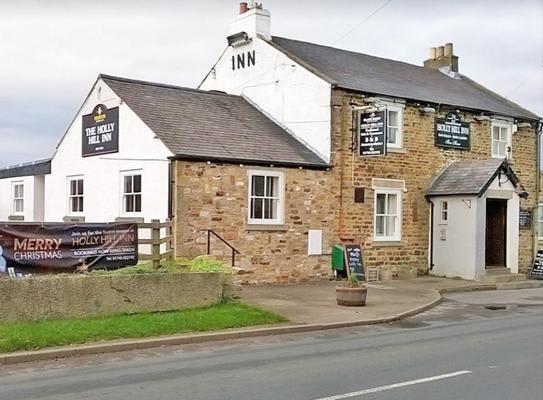 Holly Hill Inn Pub