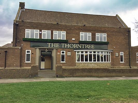 Thorntree Hotel Pub