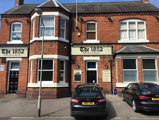 1852 Brewery Co. Pub