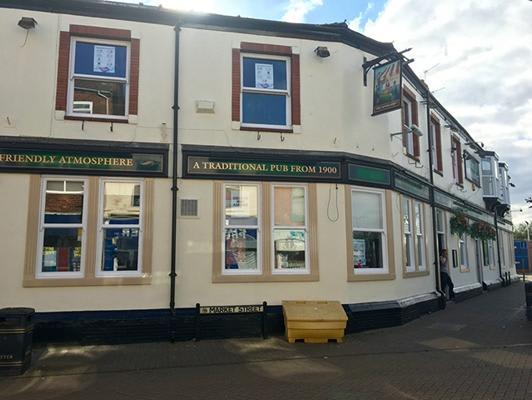 Newmarket Pub