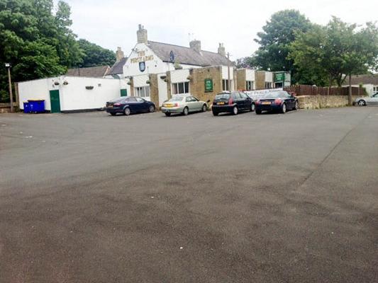 Percy Arms Pub