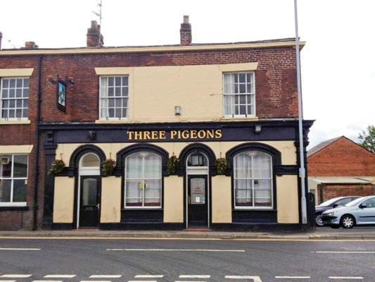 Three Pigeons Pub