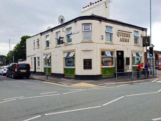 Queens Arms Pub