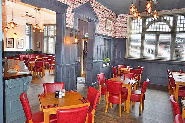 Press Northampton Pub