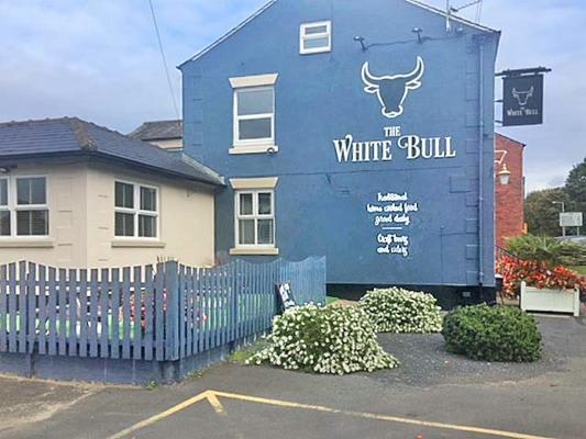 White Bull Hotel Pub