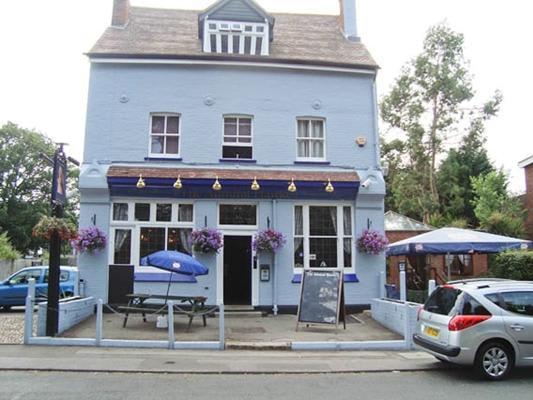 Admiral Hawke Pub